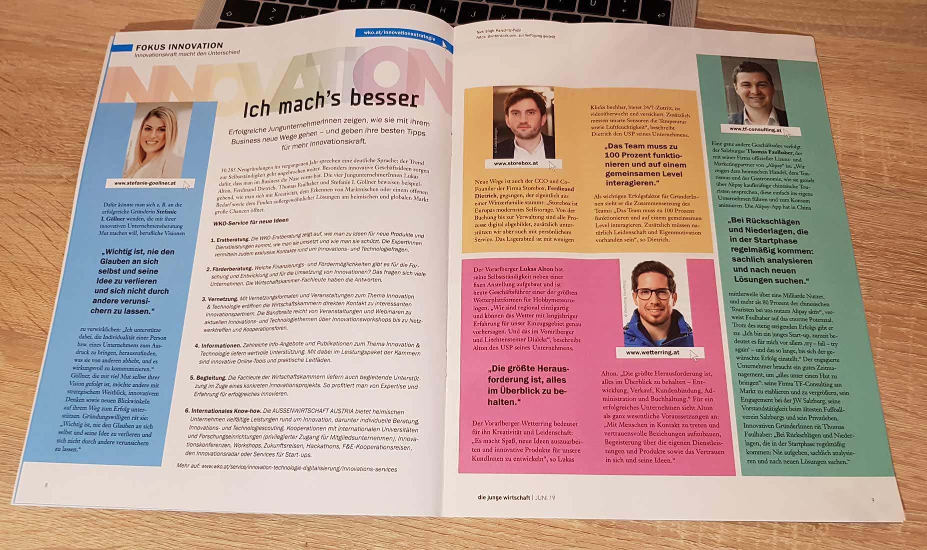 business beratung salzburg - stefanie göllner - Unternehmensberterin Salzburg
